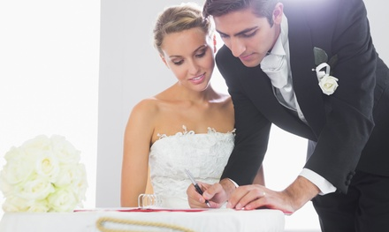 $15 for One Premium Name Change Package from I'm a Mrs. Name Change Service ($30 Value)
