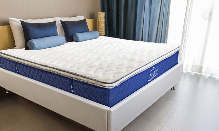 matelas oc an sampur m moire de forme avec ou sans sommier groupon shopping. Black Bedroom Furniture Sets. Home Design Ideas