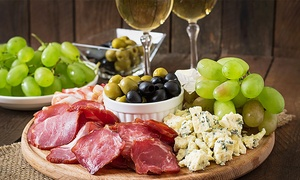 Old Oval Estate: Shared Platter + Take Home Bottle of 'Fork in the Road' Wine for Two ($29) or Four ($55) at Old Oval Estate (Up to $106)