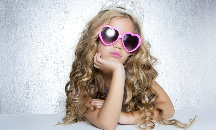 Glamour Party Girls - Los Angeles: Diva Glamor, Rock Star Karaoke, Princess, or Spa Party at Glamour Party Girls (Up to 51% Off)