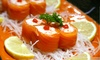 Ai Sushi Sake Grill - Ai Sushi Sake Grill: Sushi and Japanese Cuisine at Ai Sushi Sake Grill (50% Off)