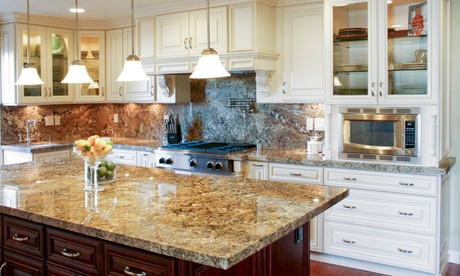 C$100 for a 3D Kitchen or Bathroom Cabinet Design Plan from Cowry Cabinets (Burnaby) Corp (C$200 Value)