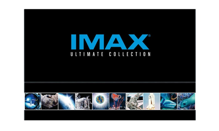 IMAX Ultimate Collection 20-Disc DVD Gift Set: IMAX Ultimate Collection 20-Disc DVD Gift Set