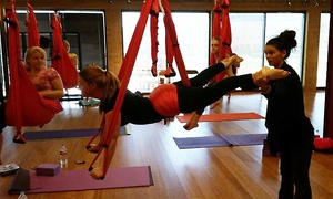 Your Body Center: 5 or 10 Yoga and Pilates Classes at Your Body Center (Up to 48% Off)