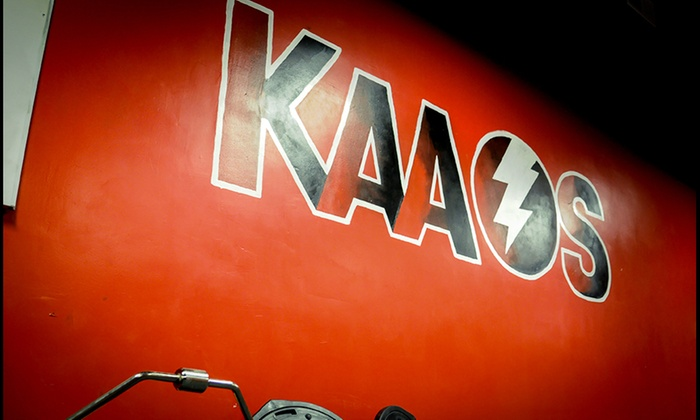 Kaaos Gym And Athletic Training Center - Brookland: Four Weeks of Fitness and Conditioning Classes at KAAOS GYM And Athletic Training Center (70% Off)