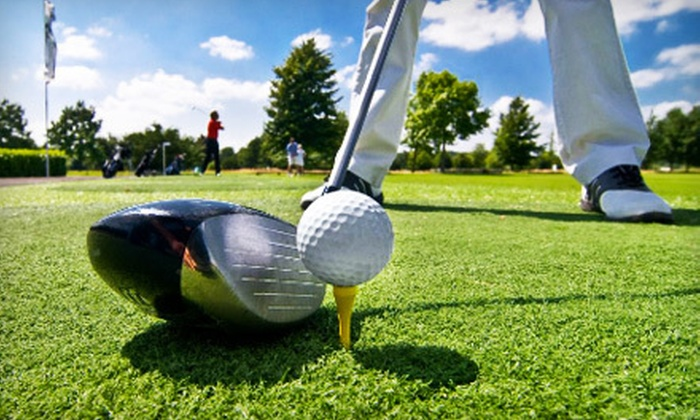 Fennwood Hills Country Club - Fennwood Hills Country Club: 18-Hole Round of Golf for Two or Four Including Cart Rentals at Fennwood Hills Country Club (Up to 55% Off)