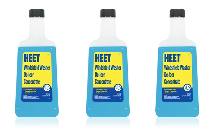 Heet Windshield De Icer 3 Pack Groupon Goods