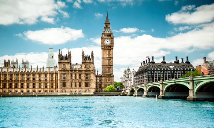 8-Day London and Paris Vacation with Airfare from go-today