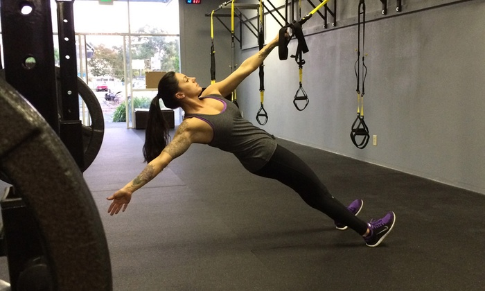 All Out Fitness - Rohnert Park: $39 for $99 Worth of Services — All Out Fitness