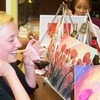 Up to Half Off Kids' or Adults' Art Classes