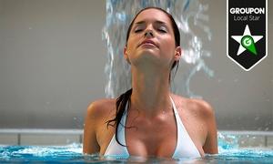 Aguaimas: Circuito hidrotermal para dos por 19,90€ con envoltura por 39,90€, masaje desde 49,90€ y tratamiento corporal por 74,90€