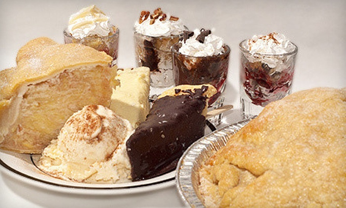 Tootie Pie Co. Gourmet Cafe - North Burnet: $10 for $20 Worth of Pies, Baked Goods, and Lunch Fare at Tootie Pie Co. Gourmet Café