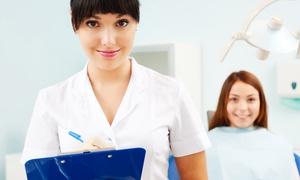 DENTAL WHITE: Pulizia denti con smacchiamento o in più sbiancamento LED da 29,90 €