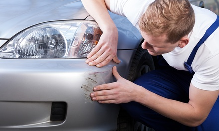 Car Scratch-and-Blemish Removal at Miracle Touch Auto Finish Restoration (Up to 56% Off)