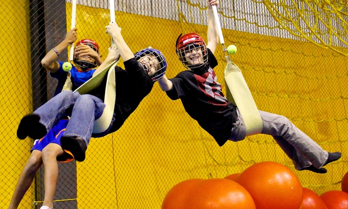 X-Arena - Thornton: Fun Passes for Two, or Four to X-Arena (Up to 53% Off)