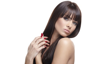 $99 Shiseido Hair Straightening or $109 with a Style Cut and Kerastase Care Treatment at Nara Hair (Up to $400 Value)