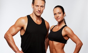 Next Level Personal Training: 5, 10, or 20 Insanity Group-Fitness Classes at Next Level Personal Training (Up to 53% Off)