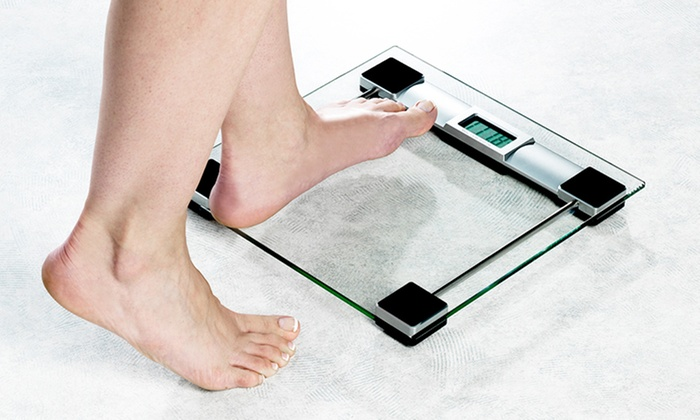 Think Tank Technology Glass Bathroom Scale: Think Tank Technology Digital Glass and Chrome Bathroom Scale. Free Returns.