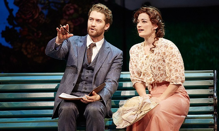 """""""Finding Neverland"""" - Lunt-Fontanne Theatre: """"Finding Neverland"""" on Select Dates, October 6–November 22"""