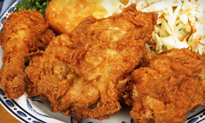 Gallagher's Restaurant - Waterloo: Fried-Chicken Sunday Dinner for Two or Four or $10 for $20 Worth of Homestyle Food at Gallagher's Restaurant