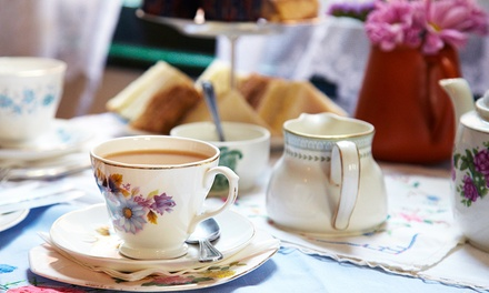 Winter Warmer or Classic Afternoon Tea for Two or Four at The Catering Corner (Up to 37% Off)