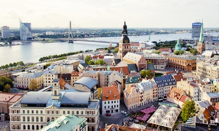 groupon.com - Lithuania, Latvia, and Estonia Tour. Price is per Person, Based on Two Guests per Room. Buy One Voucher per Person.