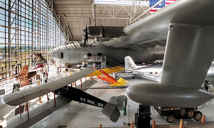 Evergreen Aviation & Space Museum - Evergreen Aviation & Space Museum: Evergreen Aviation & Space Museum for Two or Four (Up to 27% Off)