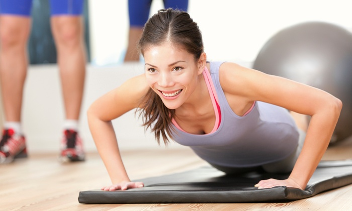 zoeziX - Sonoran Terraces: Three or Six Personal-Training Sessions at zoeziX (Up to 72% Off)