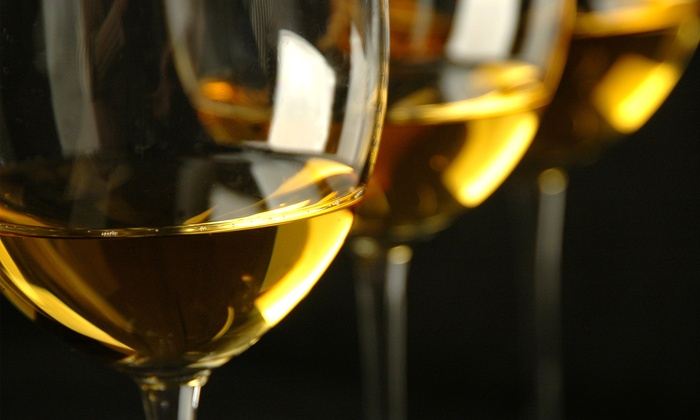 Ballou's Wine Bar - Multiple Locations: $25 for Wine and Fondue for Two at Ballou's Wine Bar (Up to $42 Value)