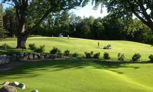 Orono Public Golf Course : 9-Hole Golf Outing for Two or Four with Cart and Drinks at Orono Public Golf Course (Up to 63% Off)