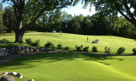 9-Hole Golf Outing for Two or Four with Cart and Drinks at Orono Public Golf Course (Up to 55% Off)