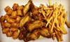 Up to 44% Off at Mr. M's Hot Wings & Things Bar & Grill