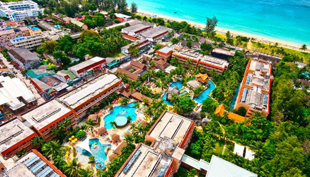 Resort in Central Karon, Phuket 6