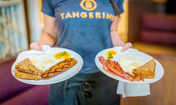 Tangerine - Glenwood Grove - North Iris: $18 for $25 Worth of Brunch and Lunch Food at Tangerine
