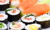 OOB - Bamboo 52-Tastings (no longer offered) - Clinton: Intro to Sake and Sushi Class for One or Two at Bamboo 52 (Up to 64% Off)