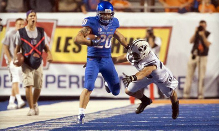 Boise State Broncos Football - Southeast Boise: Boise State Broncos Football Game for Two at Bronco Stadium on Saturday, November 17, at 1:30 p.m. (Up to $72 Value)