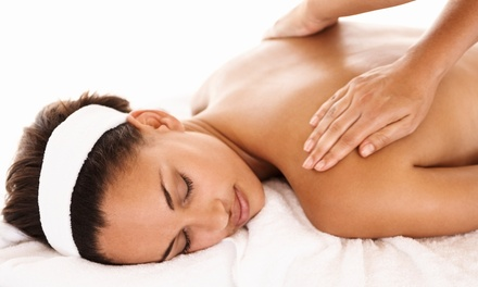 Up to 61% Off Full-Body Acupressure Massages