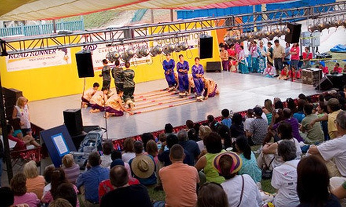 Texas Folklife Festival - Downtown: 41st Annual Texas Folklife Festival for Two or Four on June 8, June 9, or June 10 (Up to 55% Off)
