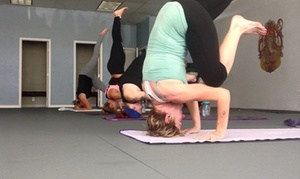 WildSide Yoga: Two Weeks of Unlimited Yoga Classes at Wildside Yoga (68% Off)