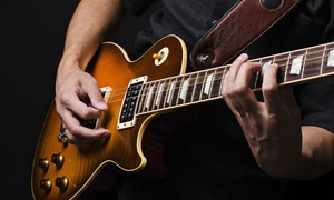 Village Music Academy: $60 for Four 30-Minute Private Music Lessons at Village Music Academy ($120 Value)