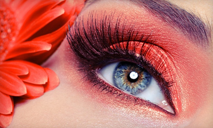 Crystal Lyon Salon Studios - Shenandoah: $99 for One Set of Eyelash Extensions and One Refill at Crystal Lyon Salon Studios ($225 Value)