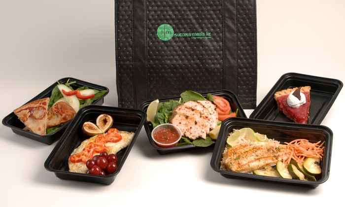 Success Meals KC - Kansas City: $139 for Two Consecutive Weeks of Customized Meal Delivery from Success Meals KC ($416 Value)