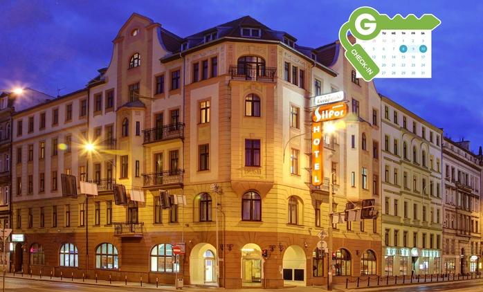 Polska - Wrocław: pobyt dla 2 osób ze śniadaniami w Hotelu Europejskim 3*