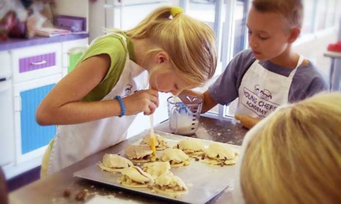 Young Chefs Academy - Multiple Locations: $15 for a Kids' Cooking Class at Young Chefs Academy ($30 Value). Two Locations Available.