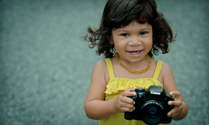 DSLR Workshops by Okello Dunkley - Multiple Locations: Three-Hour Digital-Camera Workshop for One or Two at DSLR Workshops by Okello Dunkley (Up to 52% Off)