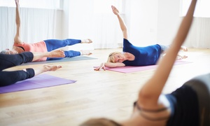 Arkanum Yoga Zentrum: 5er- oder 10er-Karte für Yoga-Kurs à 90 Min. im Arkanum Yoga Zentrum (bis zu 60% sparen*)