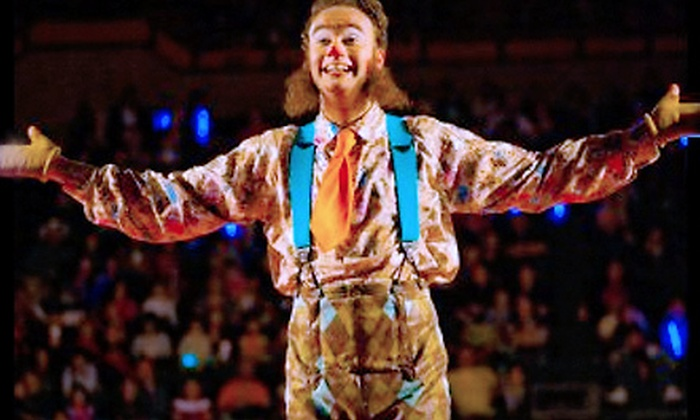 Circus Gatti - El Paso: Circus Gatti for Two Adults and Three Children with Optional Meet and Greet at El Paso County Coliseum (Half Off)