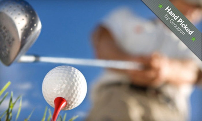Cimarrone Golf Club - Jacksonville: $25 for an 18-Hole Round of Golf with a Cart Rental and Range Balls at Cimarrone Golf Club (Up to $55 Value)