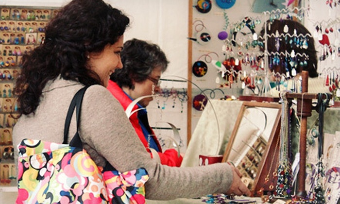 Madison Museum of Contemporary Art - Capitol: Holiday Art Fair Admission for One or Two at Madison Museum of Contemporary Art (Up to 55% Off)