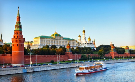 Moscow Getaway with Airfare
